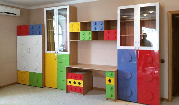 мебель для детской комнаты по индивидуальному заказу Уфа